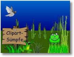 Der Clipart-Sumpf schlechter Ornamentierung (1)