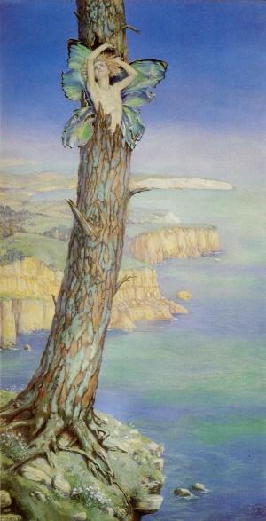 Ariel - Maud Tindal Atkinson - 1915