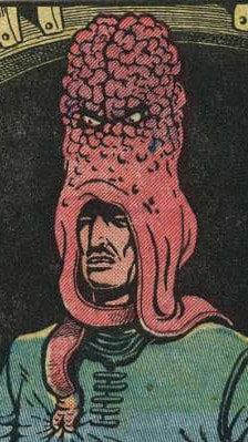 Aus: Basil Wolverton: The Brain-Bats of Venus. In: Mr. Mystery #7 (Media Publications: 1952)