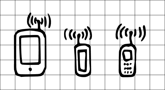 Tablet Smartphone Mobile - Flipchart