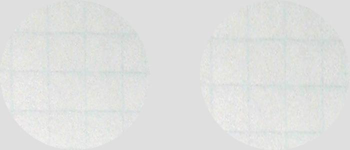 Flipchart-Karo nicht-proportional verzerrt