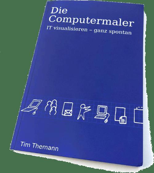 Die Computermaler - Das Buch