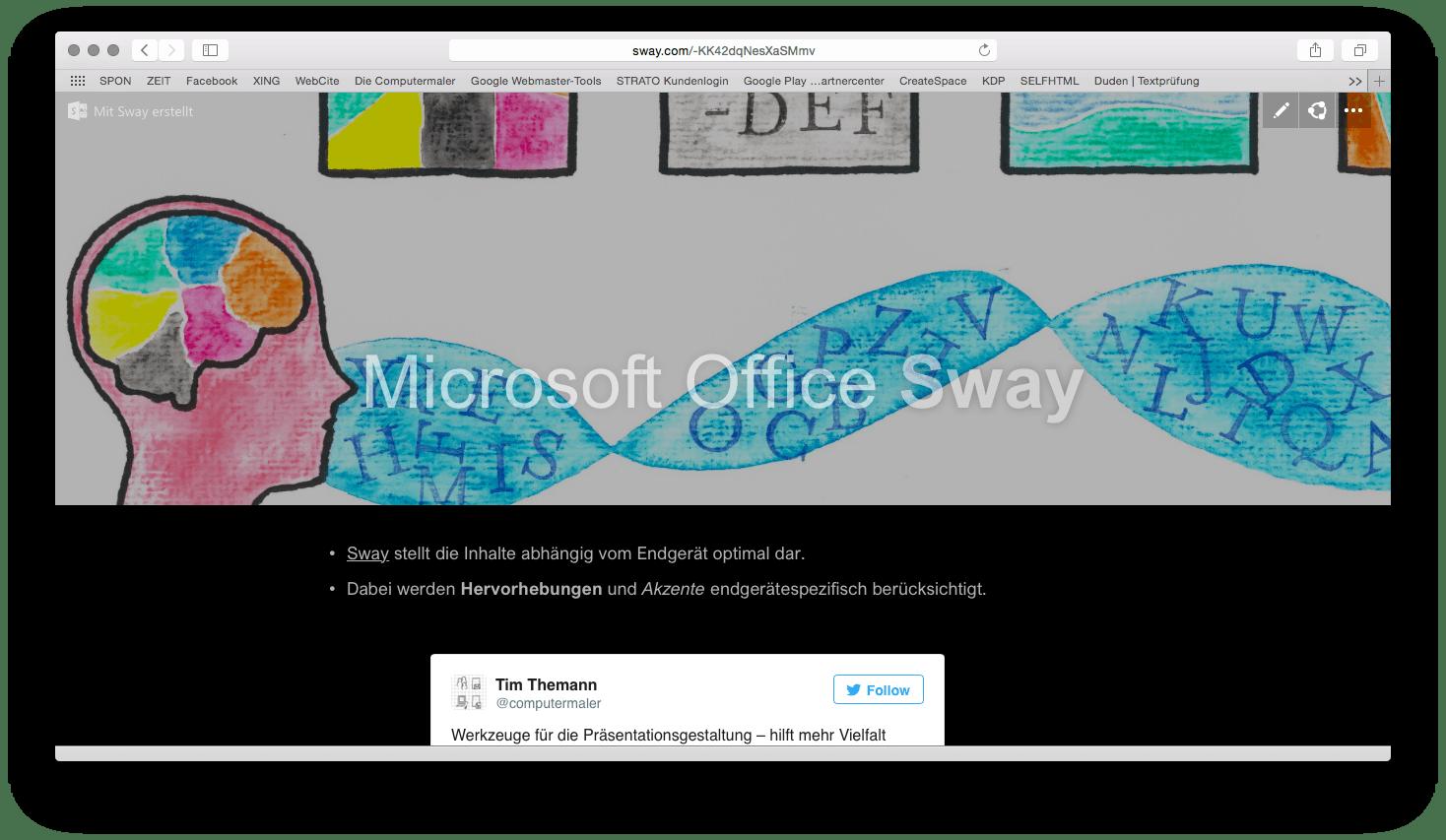 PowerPoint-Alternativen … - Die Computermaler