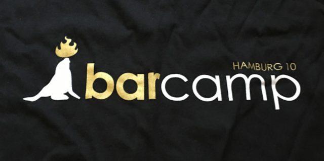 Meine Eindrücke vom BarCamp Hamburg 2016 #bchh16