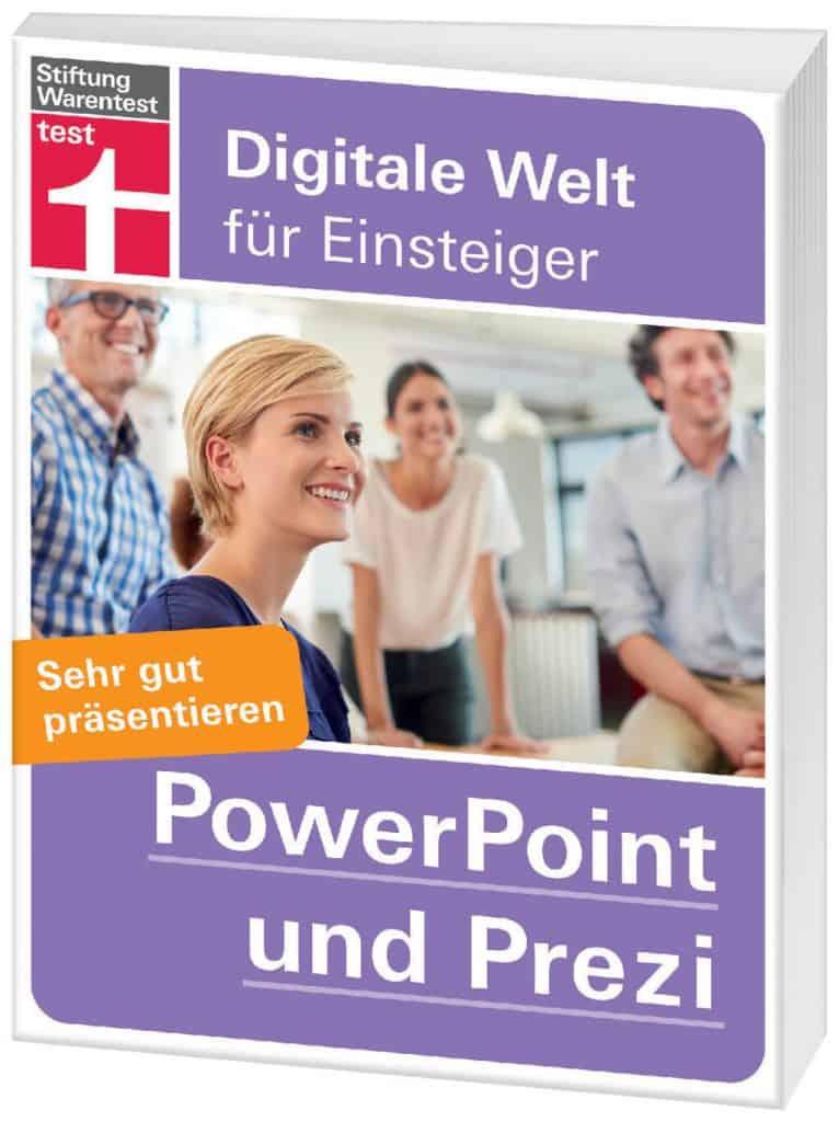PowerPoint und Prezi: Sehr gut präsentieren