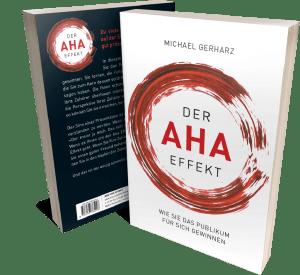 """""""Aha"""" und """"Wow""""– """"Der AHA-Effekt"""" von Michael Gerharz"""