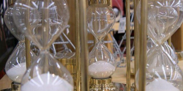 Die Timebox immer im Blick
