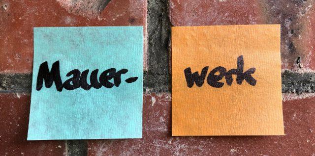 Visualisieren und Moderieren bei Wind und Wetter