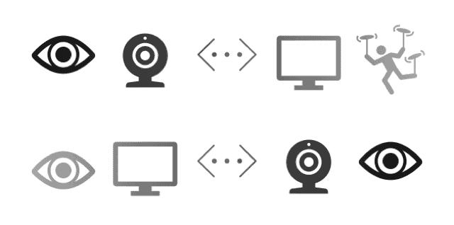 Was mir in Online-Meetings fehlt – und wie ich es zu ersetzen versuche